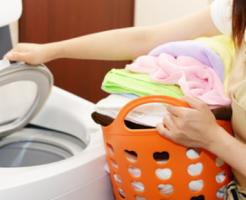 ダニ対策洗濯