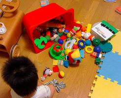 おもちゃ箱 ダニ対策